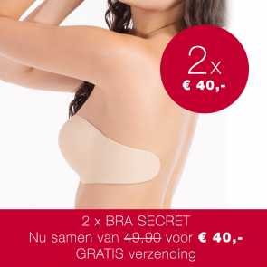 Bra Secret - Combi Deal
